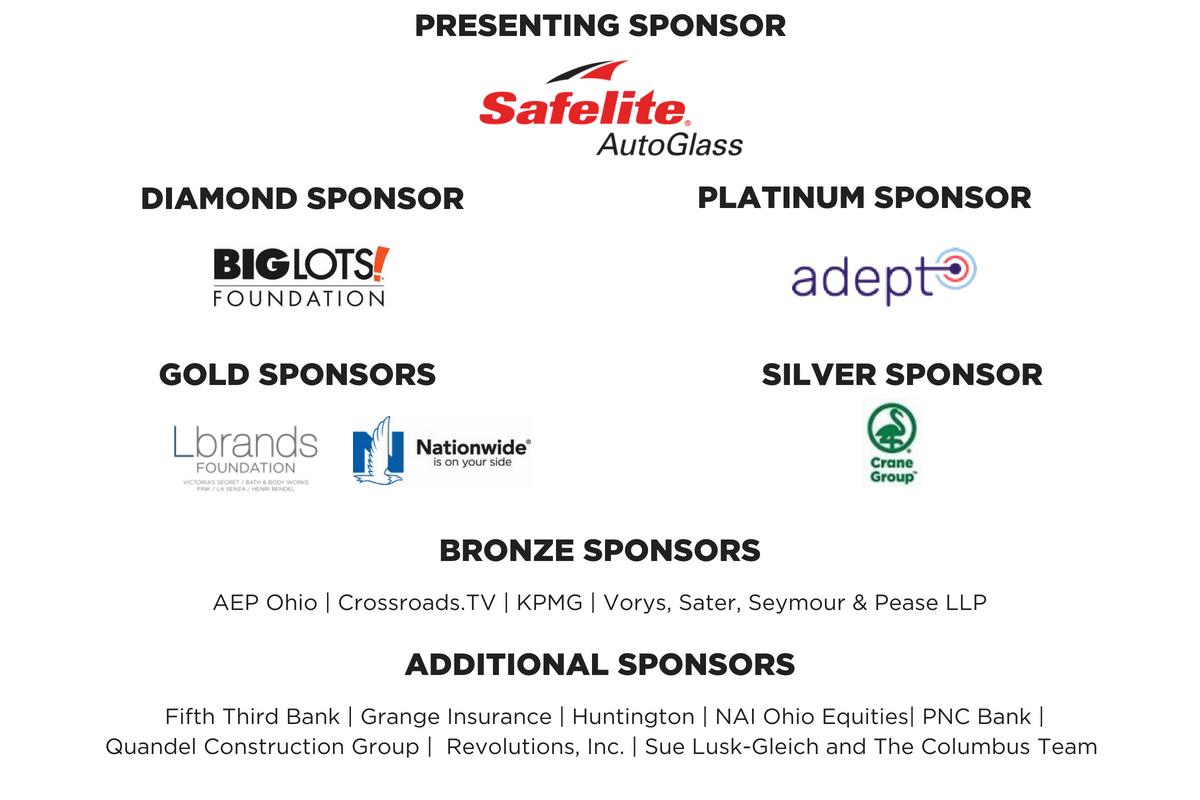 Big Hearts 2018 Sponsors